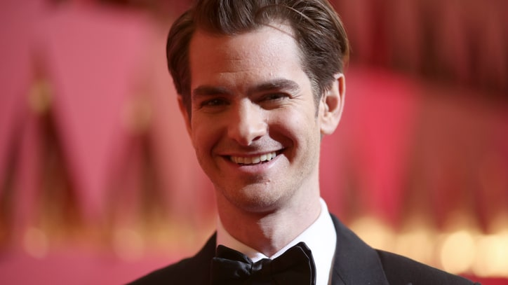 Watch Andrew Garfield's Drag Performance of Whitney Houston's 'I'm Every Woman'