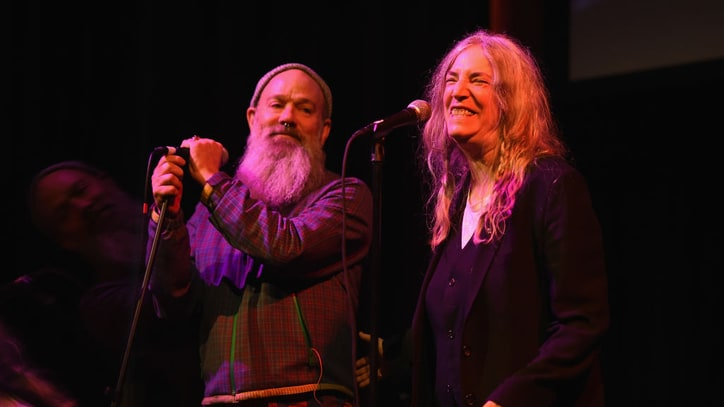 Patti Smith, Michael Stipe Lead Pathway to Paris' New York Concert