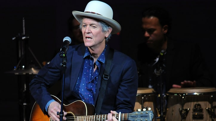 Watch Rodney Crowell Busk for Change in 'Nashville 1972' Video