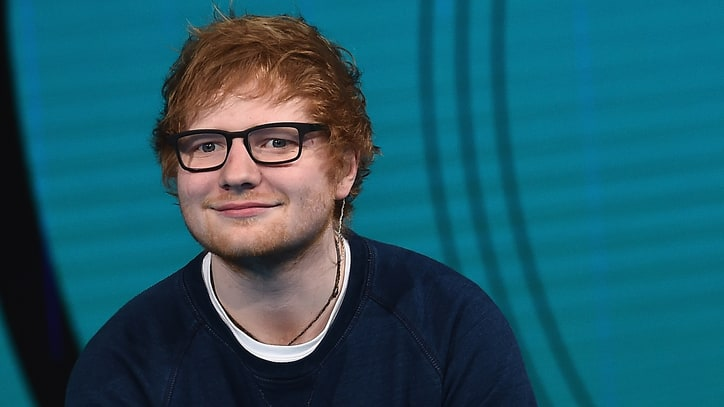 On the Charts: Ed Sheeran Fights Off 'Beast' to Remain Number One
