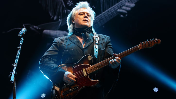 See Marty Stuart Turn Tom Petty's 'Runnin' Down a Dream' into String Jam