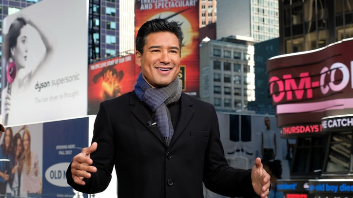 Mario Lopez Will Host That 'Candy Crush' Game Show