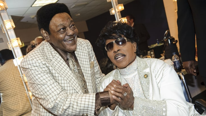 Little Richard Remembers Fats Domino: 'He Could Make a Piano Talk'