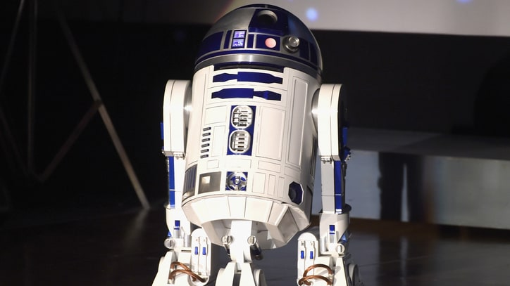 'Star Wars' R2-D2 Unit Sells for $2.76 Million