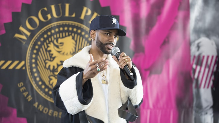 Big Sean Awarded Key to City of Detroit