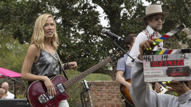 See Sheryl Crow Perform New Song on 'NCIS: New Orleans'
