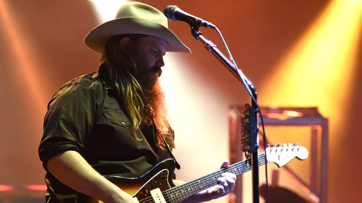 Hear Chris Stapleton's Stirring Willie Nelson Cover Off New Album