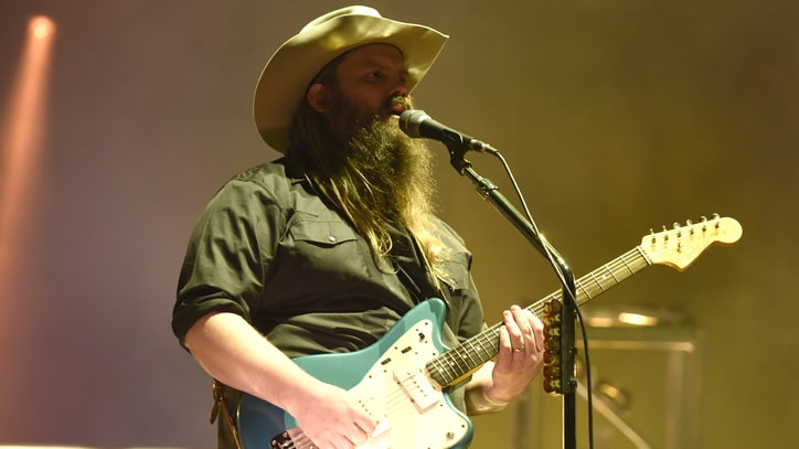 See Chris Stapleton, Miranda Lambert Harmonize on 'Fire Away'