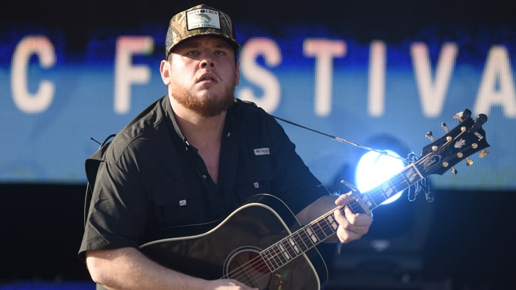 Luke Combs Tops Country Chart With 'Hurricane,' Plots Pop-Up Shows