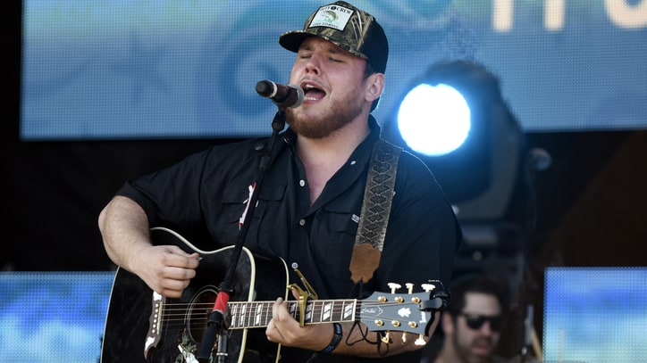 Watch Luke Combs' Gritty 'Hurricane' on 'Today'