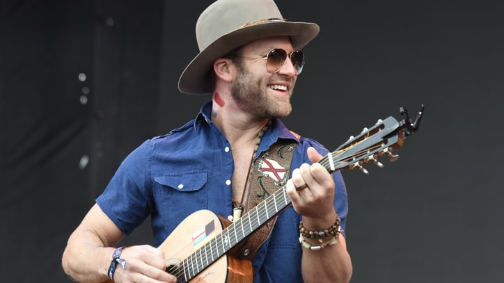 See Drake White's Loose Mashup of New Song, Zac Brown Band Hit
