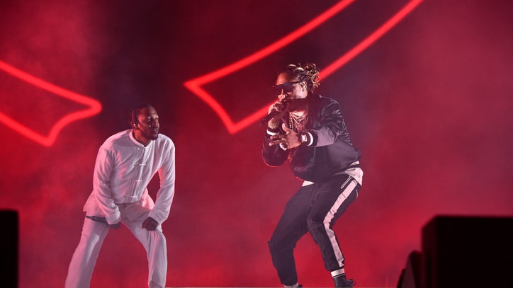 Hear Kendrick Lamar Team With Future for Fiery 'Mask Off' Remix