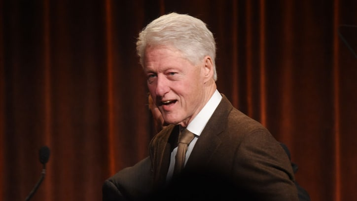 Bill Clinton to Co-Write 'The President Is Missing' With James Patterson
