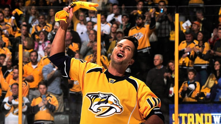 Carrie Underwood, Luke Bryan Sing for Nashville Predators: Ram Report
