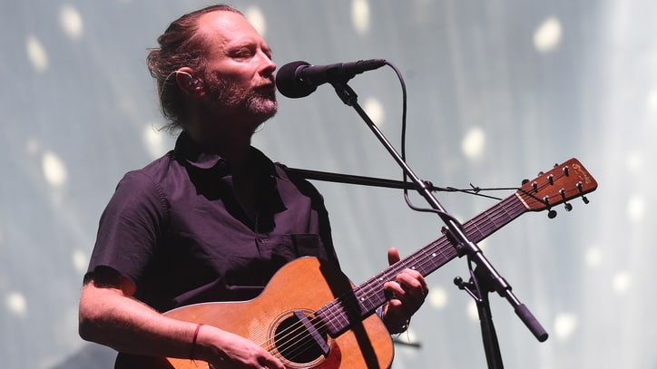 Hear Radiohead's Previously Unreleased Song 'I Promise'