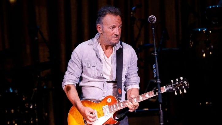 Bruce Springsteen Announces 'Personal and Intimate' Broadway Residency