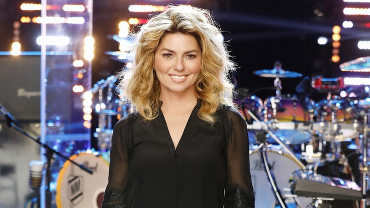 Shania Twain Readies New Song 'Life's About to Get Good'