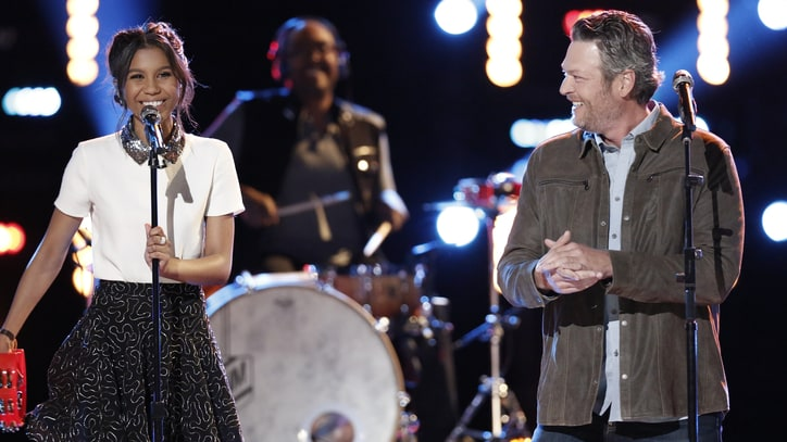 See Blake Shelton, 'Voice' Hopefuls' Rollicking John Lennon Cover