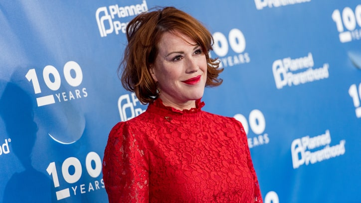 Molly Ringwald: 'I Have Had Plenty Harveys of My Own'