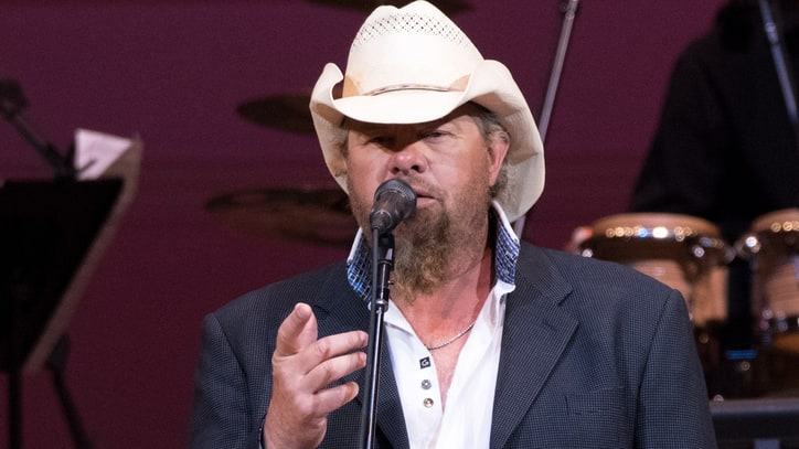 Toby Keith Plots New Album 'The Bus Songs'