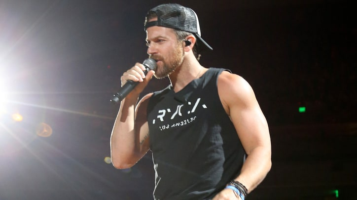 Hear Kip Moore's Spiky New Song 'Plead the Fifth'