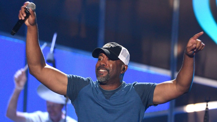 Darius Rucker Taps John Oates, Kiss' Tommy Thayer for Benefit Show
