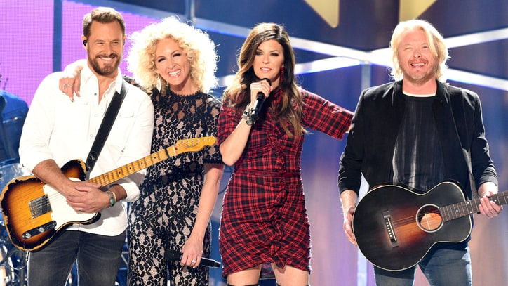 See Little Big Town's Joyful 'Happy People' Video