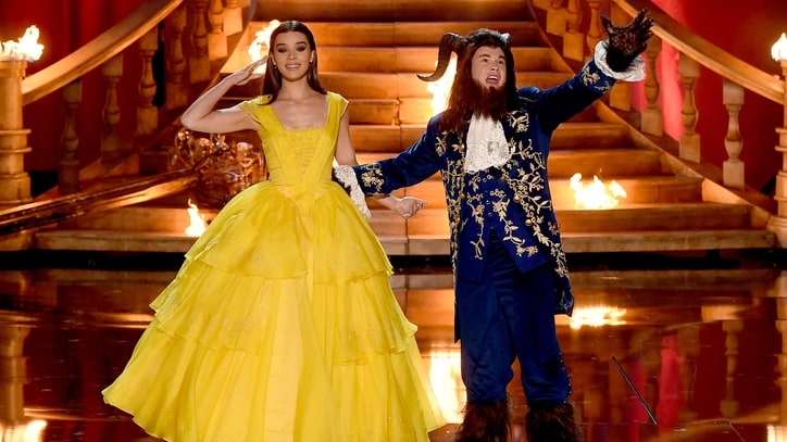 Watch Adam Devine's 'Beauty and the Beast' MTV Movie and TV Awards Opening Number