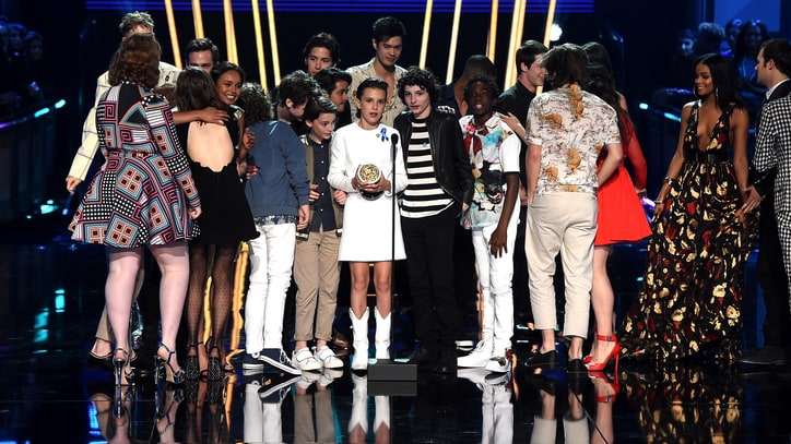 'Stranger Things,' 'Beauty & the Beast' Win Big at 2017 MTV Movie & TV Awards