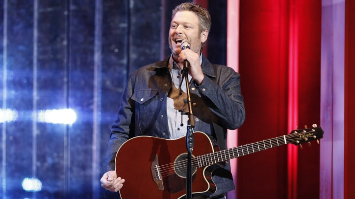 See Blake Shelton's Raw 'Every Time I Hear That Song' on 'The Voice'