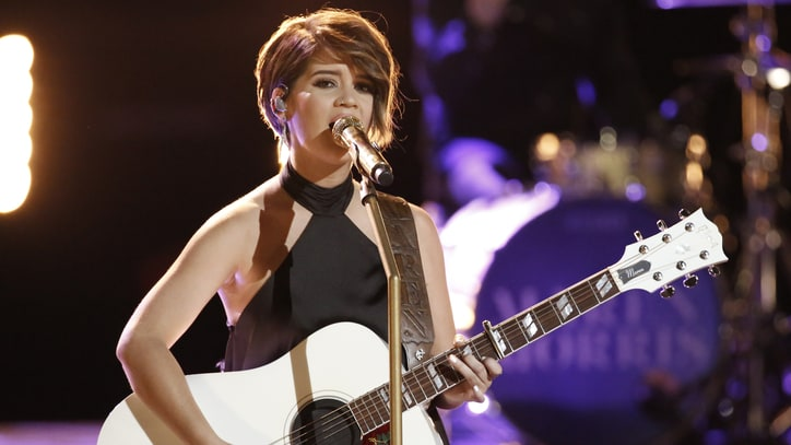 See Maren Morris' Intimate 'I Could Use a Love Song' on 'The Voice'