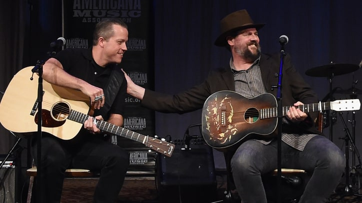 See Jason Isbell, Drive-By Truckers Duo Reunite for Somber 'Outfit'