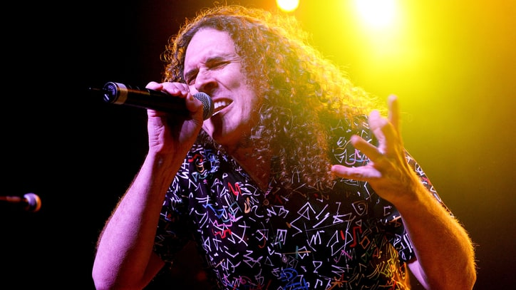Hear 'Weird Al' Play Accordion on Raging Ramones Cover