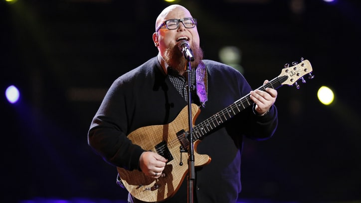 'The Voice': See Jesse Larson's Soaring Chris Stapleton Cover