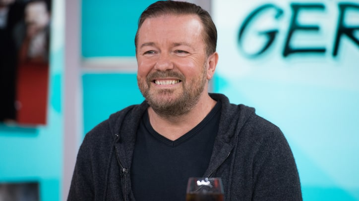 Ricky Gervais Preps Eclectic SiriusXM Radio Show