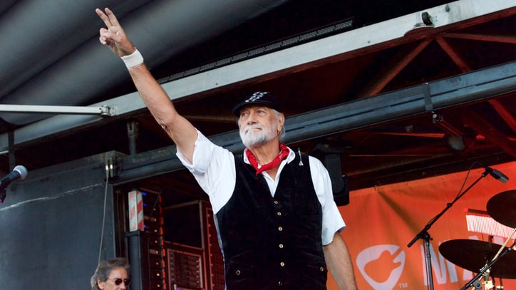 Watch Mick Fleetwood to Talk Fleetwood Mac History, New Book in Live Stream Chat