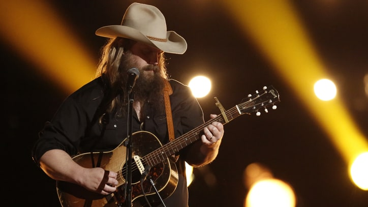 See Chris Stapleton's Dazzling Cover of Glen Campbell's 'Rhinestone Cowboy'