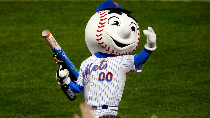 In Defense of Mr. Met: How Mascot Became Hero of Baseball Season