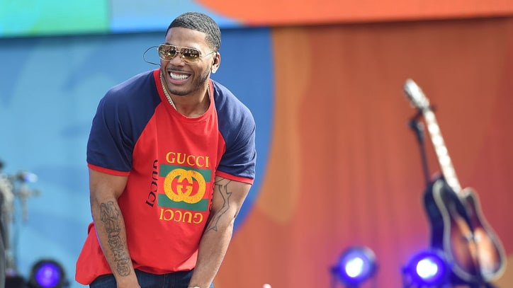 Nelly Arrested on Rape Charge Following Seattle-Area Concert