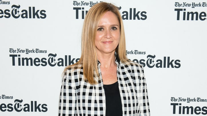 Watch Samantha Bee Dismantle Trump's Suspect Voter Fraud Commission