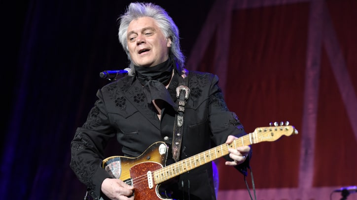 Marty Stuart on Country Music's Long History of Popping Pills