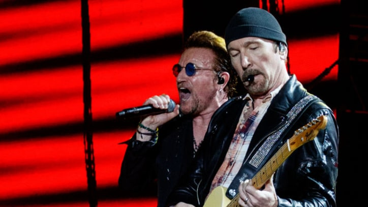 U2 Steps Out of Comfort Zone for Bonnaroo Headlining Set, Still Triumphs