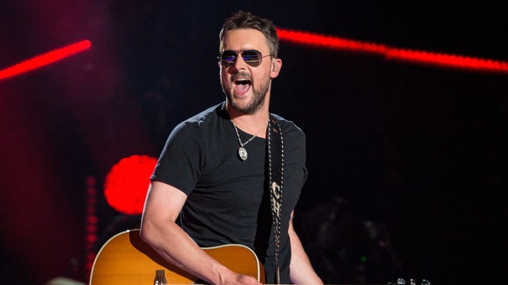 Eric Church Releases Huge '61 Days in Church' Live Set to Apple Music