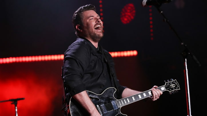 Chris Young Talks 'Balancing Act' of New Album 'Losing Sleep'