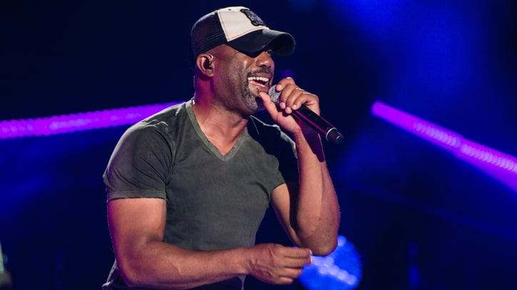 Hear Darius Rucker's Stomping New Song 'For the First Time'