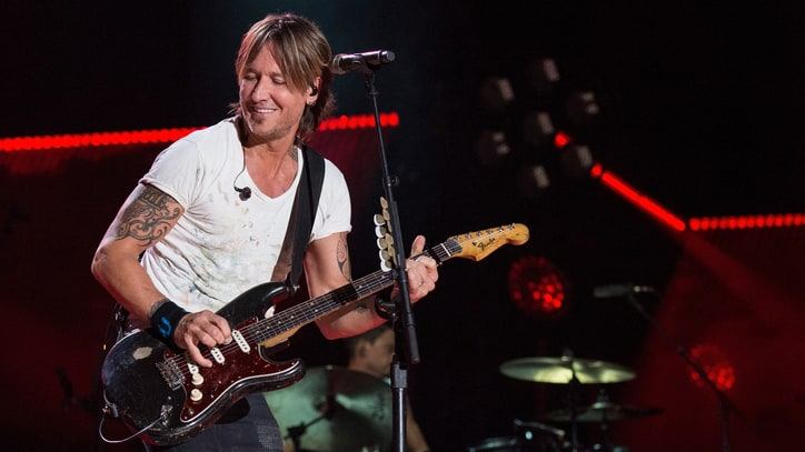 Keith Urban, Maren Morris to Anchor Nashville's New Year's Eve Party