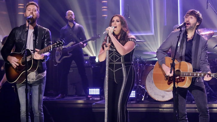 See Lady Antebellum's Empowering 'Heart Break' on 'Fallon'