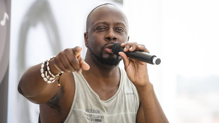 Wyclef Jean Details New Album 'Carnival III: The Fall and Rise of a Refugee'