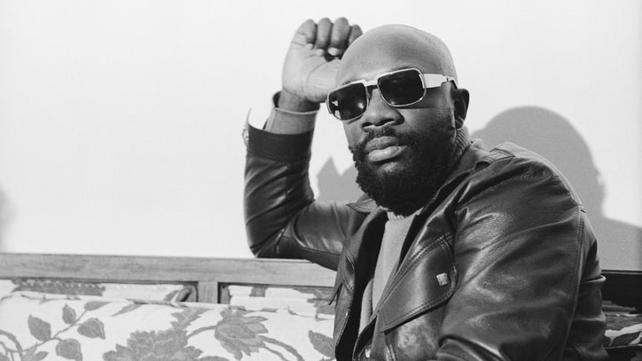 Isaac Hayes' Remastered Stax Catalog Digitally Released