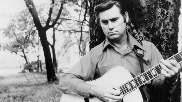 George Jones' Early Recordings, Unreleased Takes Gathered for New Box Set